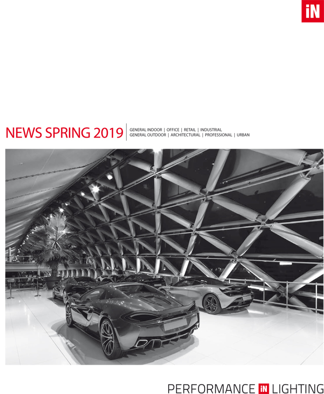 PIL spring news 2019 catalogus